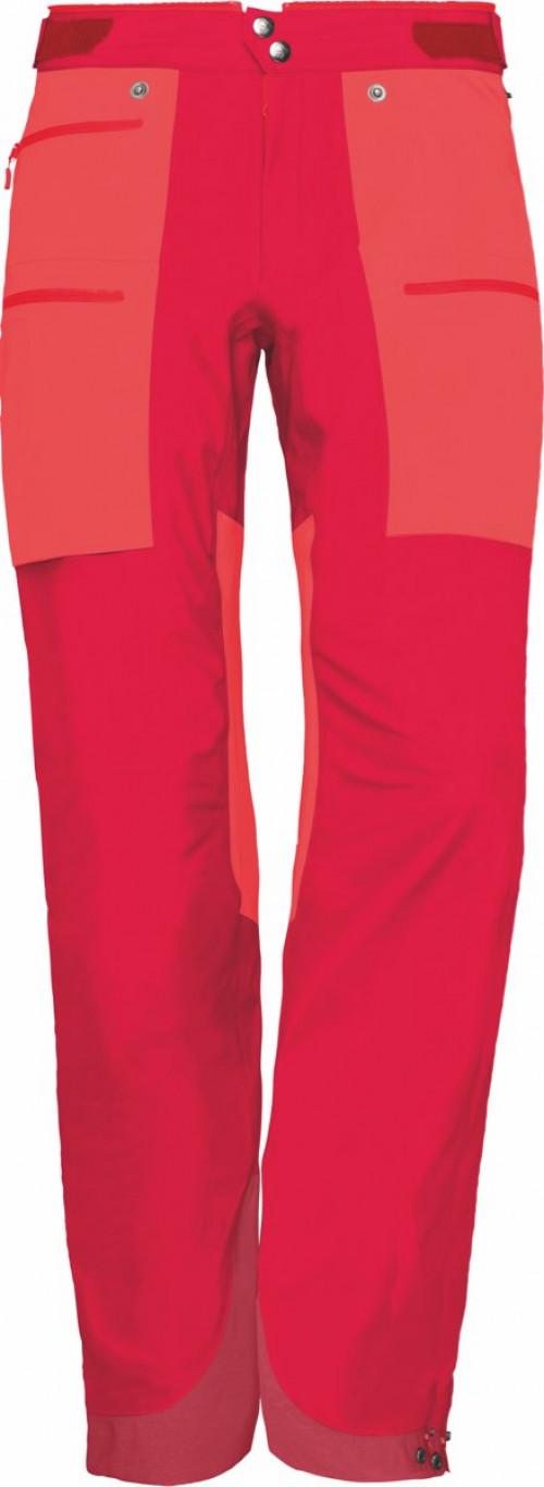 Norrøna Lyngen Windstopper Hybrid Pants (W) Jester Red