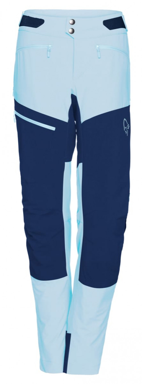 Norrøna Fjørå Flex1 Pants (W) Trick Blue/Indigo Night