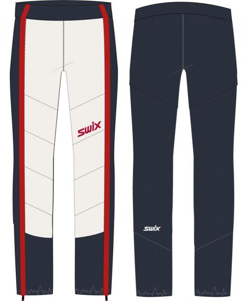 Swix Surmount Primaloft Pants Women's Snow White