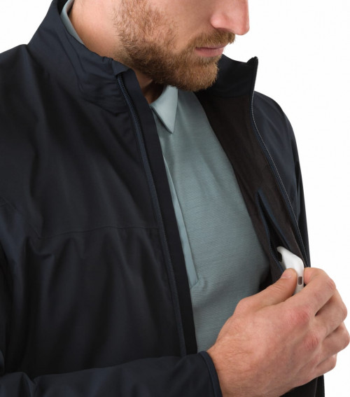 Arc'teryx Solano Jacket Men's Black