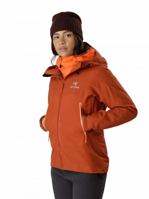 Arc'teryx Beta SL Hybrid Jacket Women's Astro Eden