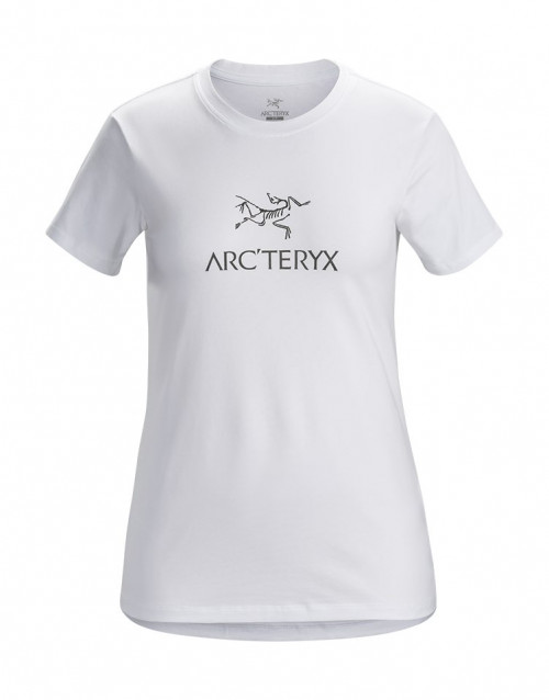 Arc'teryx Arc'Word T-Shirt SS Women's White