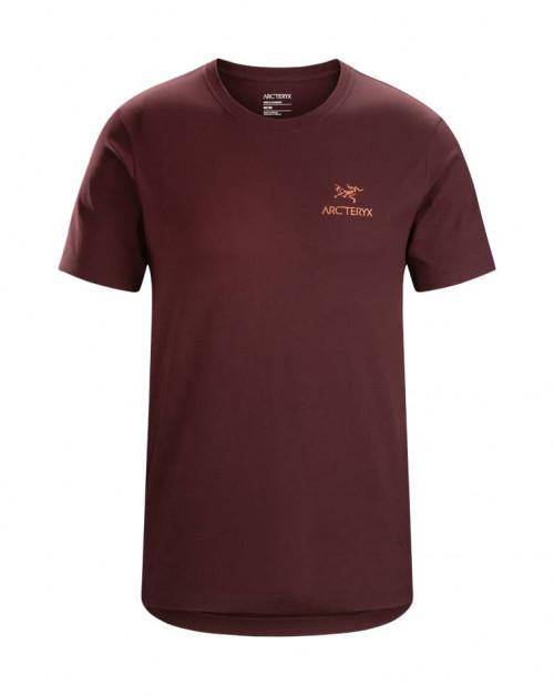 Arc'teryx Emblem T-Shirt SS Men's Flux