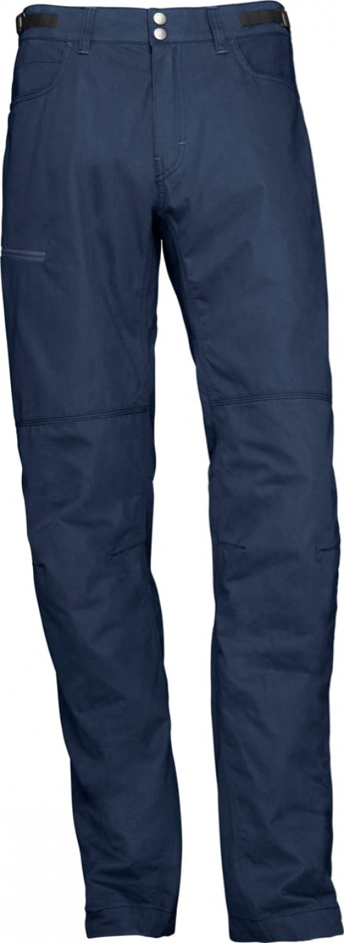 Norrøna Svalbard Mid Cotton Pants (M) Indigo Night
