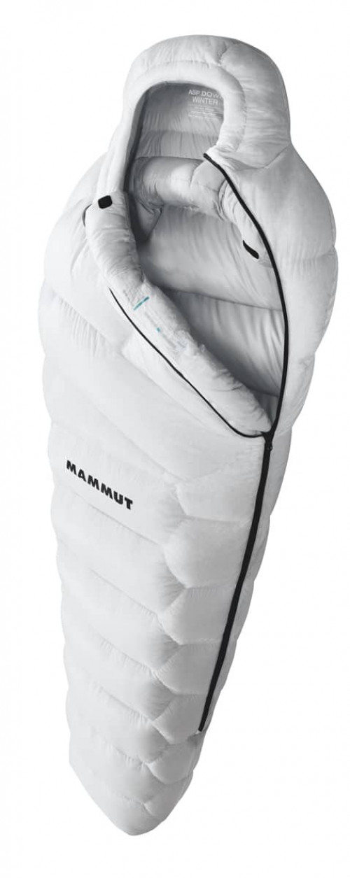 Mammut Asp Down Winter White 195 L