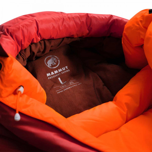 Mammut Perform Down Bag -7c Safety Orange L
