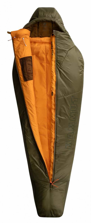 Mammut Perform Fiber Bag -7c Olive L
