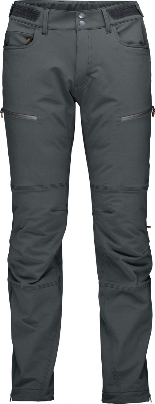 Norrøna Svalbard Flex1 Pants M's Slate Grey/Rooibos Tea