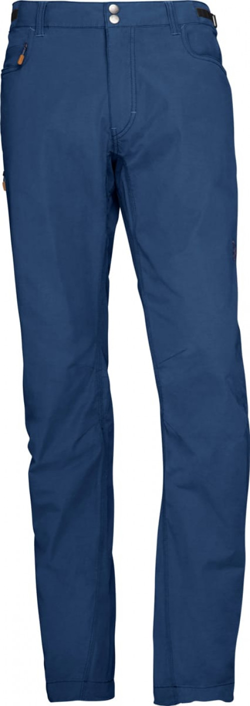 Norrøna Svalbard Light Cotton Pants (M) Indigo Night