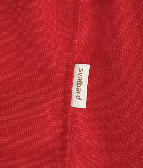 Norrøna Svalbard Cotton Jacket (W) Crisp Ruby