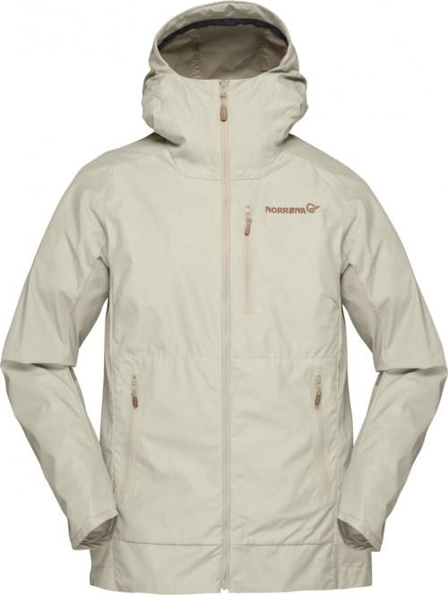 Norrøna Svalbard Lightweight Jacket (W) Sandstone