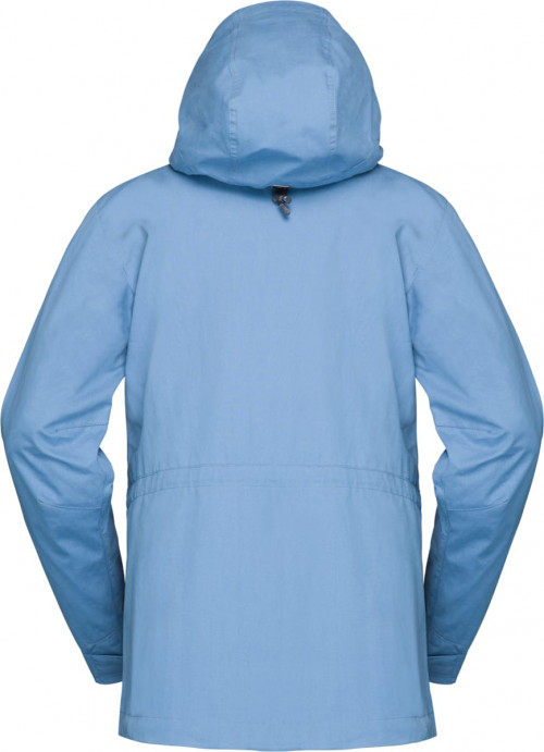 Norrøna Svalbard Cotton Anorak (W) Indigo Night