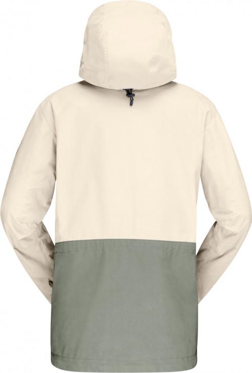 Norrøna Svalbard Cotton Anorak (W) Ecru/Sandstone