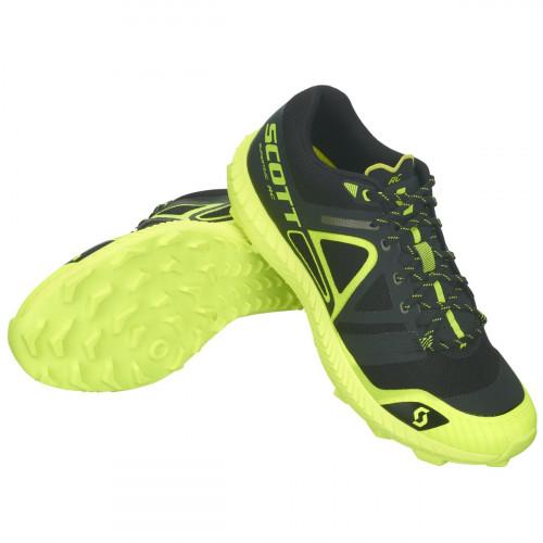 Scott Shoe Supertrac Rc W Black/Yellow