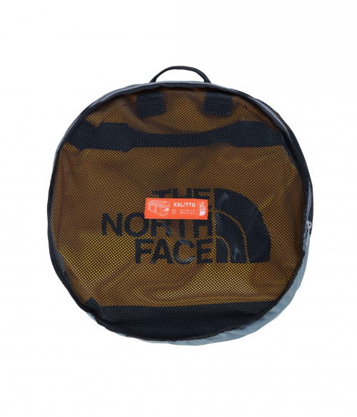 The North Face Base Camp Duffel-XXL Summit Gold/Tnf Black