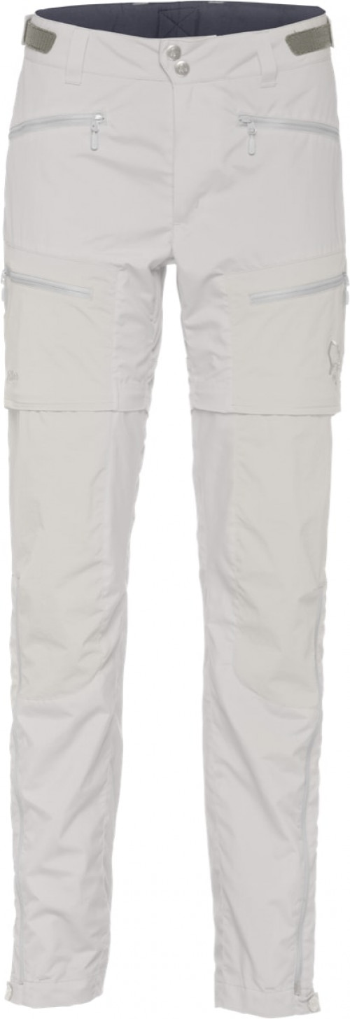 Norrøna Bitihorn Zip Off Pants Women's Drizzle