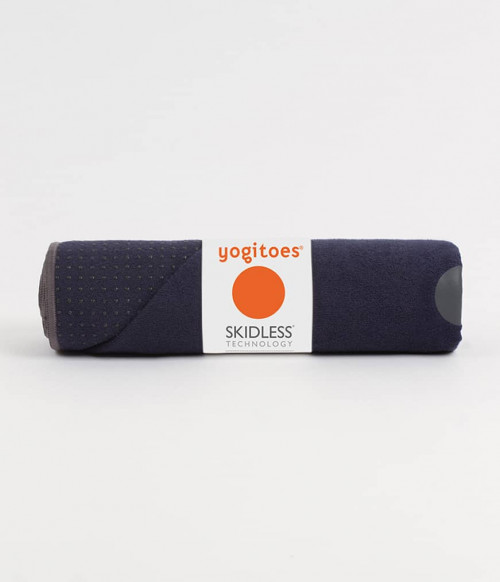 Manduka Towels-Yogitoes Rskidless-Mat-Midnight Midnight 172,7