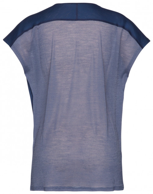 Norrøna Bitihorn Wool T-Shirt Women's Indigo Night