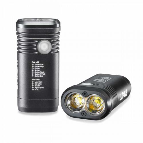 Lupine Piko TL Minimax 1500 Lumen Black