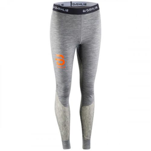 Bjørn Dæhlie Airnet Wool Pants Women's Shocking Orange