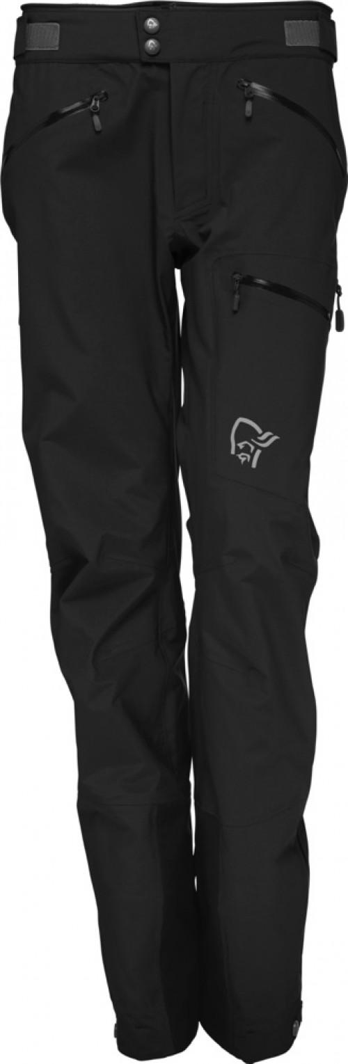 Norrøna Trollveggen Gore-Tex Light Pro Pants (W) Caviar