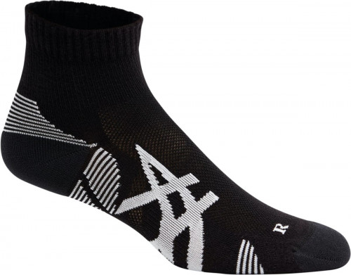 Asics 2ppk Cushioning Sock Performance Black/Performance Black