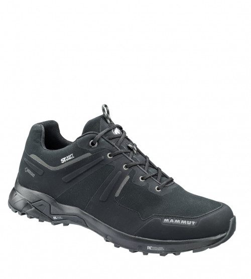 Mammut Ultimate Pro Low Gtx Men's Black-Black