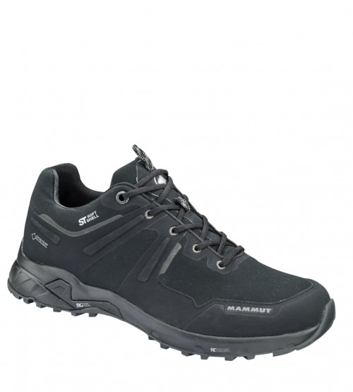 Mammut Ultimate Pro Low Gtx Women's Black-Black