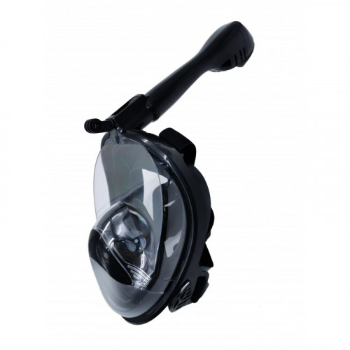 Murena Full Face Snorkel Mask Large-Xl Black