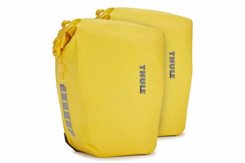 Thule Shield Pannier 25l Pair Yellow