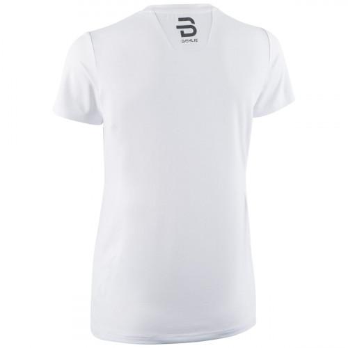 Bjørn Dæhlie T-Shirt Focus Dame Brilliant White