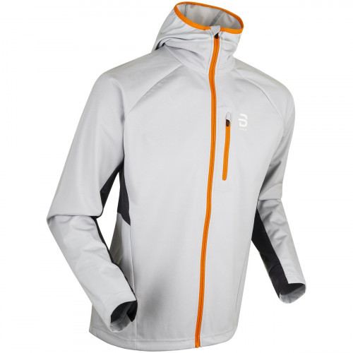 Bjørn Dæhlie Jacket North Quiet Grey | Fjellsport.no