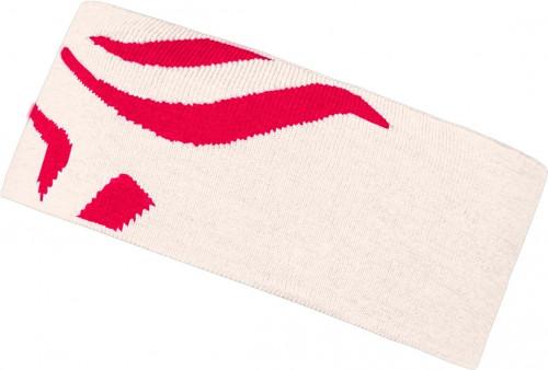 Norrøna /29 Mega Logo Headband Snowdrop