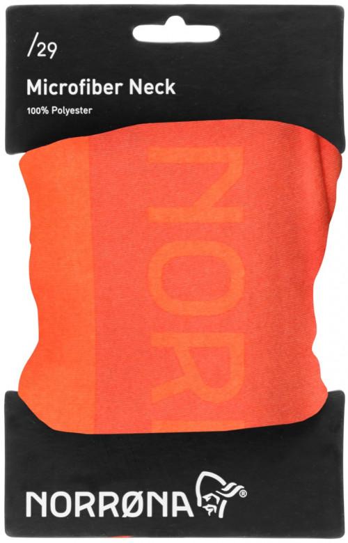 Norrøna /29 Microfiber Neck Scarlet Ibis/Roiboos Tea PCS