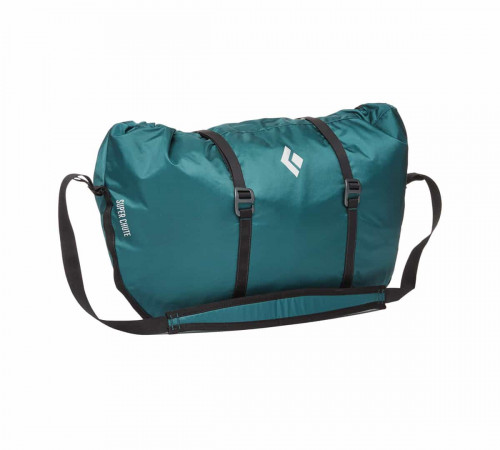 Black Diamond Super Chute Rope Bag Adriatic