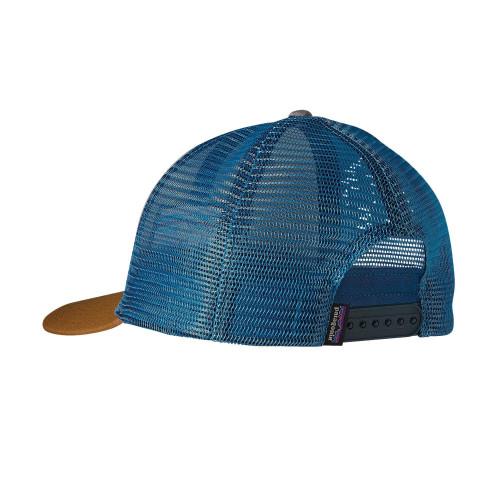 Patagonia P-6 Logo Trucker Hat Forge Grey