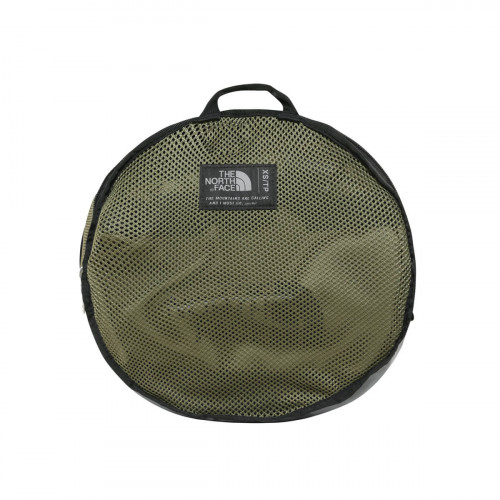The North Face Base Camp Duffel - Xs Burnt Olive Grn/Tnf Black