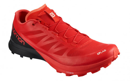 Salomon S/Lab Sense 7 Sg Racing Red/Black/White