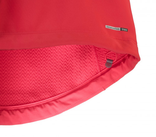 Salomon Lightning Warm Sshell Jacket Women's Hibiscus/Hbs
