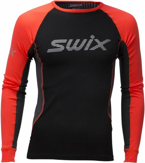 Swix Radiant Racex LS Men Neon Red