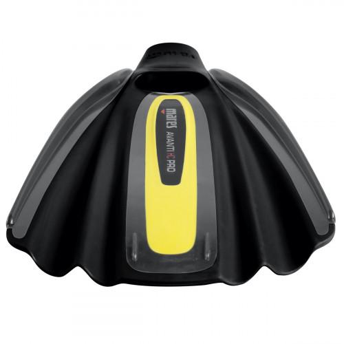 Mares Fins Avanti Hc Pro Ff Black/Yellow
