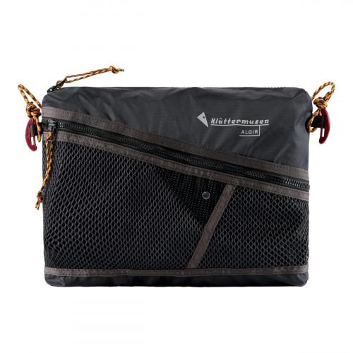 Klättermusen Algir Accessory Bag Large Raven L
