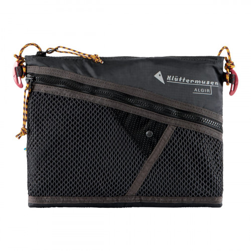 Klättermusen Algir Accessory Bag Medium Raven M