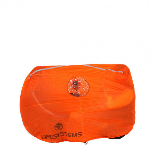 Lifesystems Survival Shelter 2P Orange