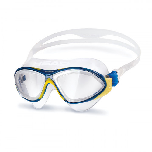 Head Horizon Goggle/Mask Clear/Yellow/Blue/Clear