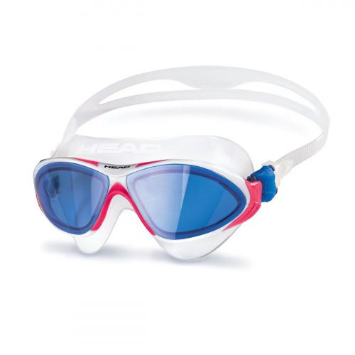Head Horizon Goggle/Mask Clear/Magenta/Blue