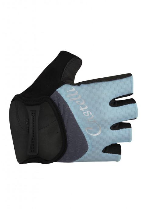 Castelli Arenberg Gel Glove Pale Blue/Midnight Navy