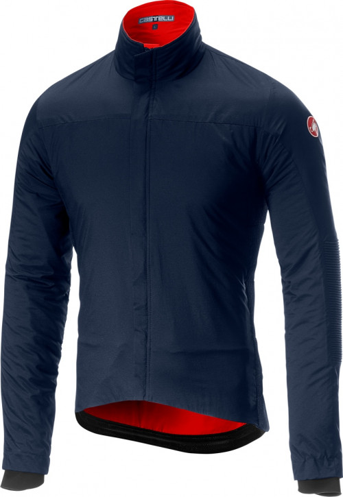 Castelli Elemento Lite Jacket Dark/Infinity Blue