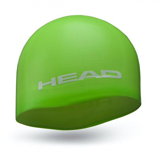 Head Cap Silicone Moulded Green