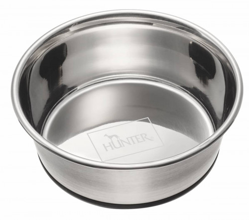Hunter Feeding Bowl Stål 2,7L